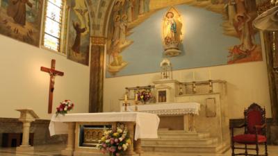 Conoce el Santuario de la Madre Francisca.