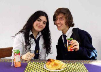 Alumnos secundaria
