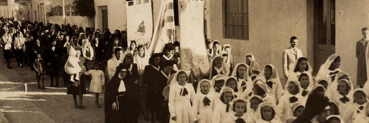 Capuchinas inauguaración